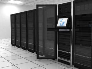 Serveurs room, datacentre