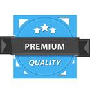 Choisissez la taille et la qualité de papier de vos cartes de visites